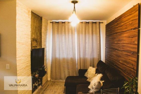 Cobertura Com 2 Dormitórios À Venda, 110 M² Por R$ 320.000 - Vila Nair - São José Dos Campos/sp - Co0016