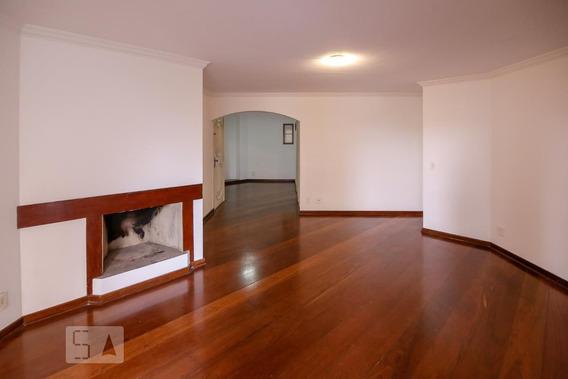 Apartamento No 2º Andar Com 3 Dormitórios E 2 Garagens - Id: 892968132 - 268132