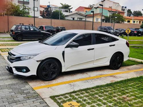 Honda Civic 2017 2.0 Exl Flex Aut. 4p