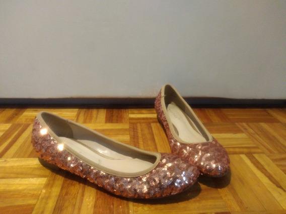 Westies Zapatos Flats Para Mujer Hendrix Dama Cobre 5.5 8.5