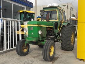 Tractor John Deere 4530 Usado