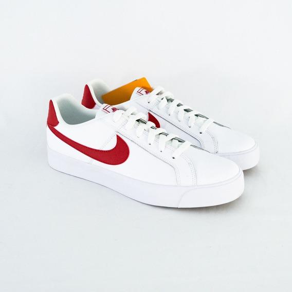 Tênis Masculino Nike Bq422 100 Court Royale 100% Original