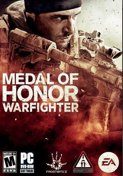 Medal Of Honor Warfighter Pc Envio Digital