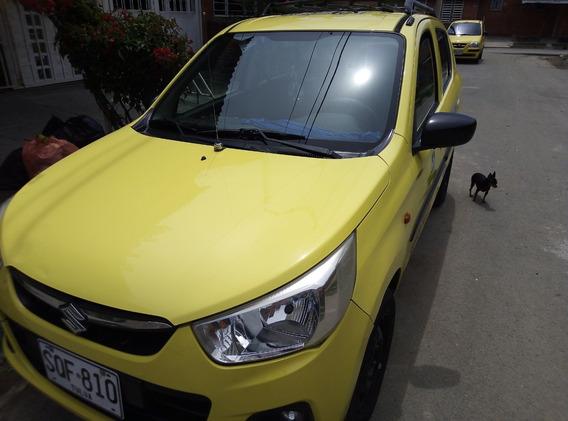 Suzuki Alto K10 998, Modelo 2017