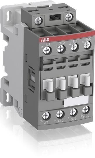 Abb 1sbl136001r2110 Contactor Trifasico, 25a,bobina 24-60vca