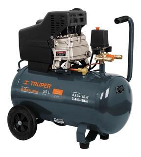 Compresor Aire Lubricado 3 1/2 Hp 50 Lts 3450 Rpm Truper