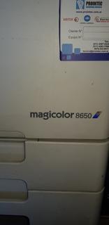 Imprsora Laser Color Konica Minolta Magicolor 8650