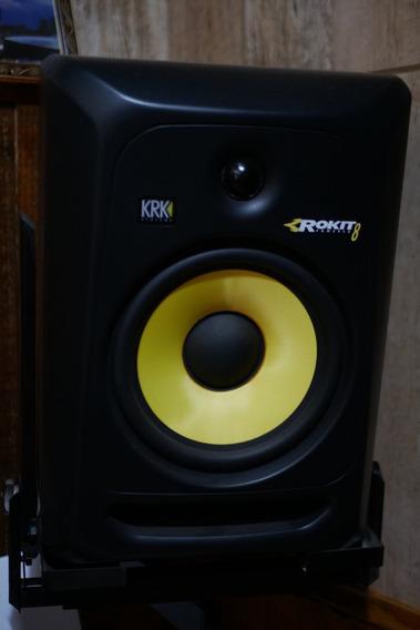 Monitor De Audio Krk 8 Ger 3 Par