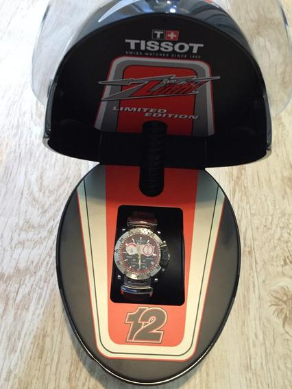 Relógio Tissot Moto Gp Thomas Luthi Edição Limitada