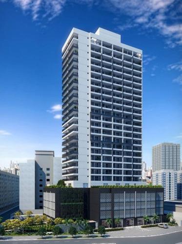 Apartamento À Venda, 35 M² Por R$ 437.500,00 - Santa Cecília - São Paulo/sp - Ap0650