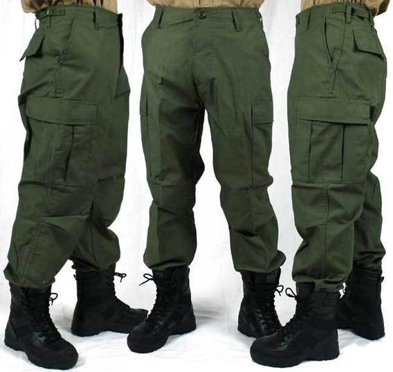 Pantalones Tipo Comando Al Mayor