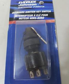 Chave De Ignição Evinrude/johnson Até 1999 - 508180