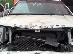 Sucata Land Rover Freelander Retirada De Peças