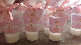 30 Lembrancinhas Álcool Gel Para Maternidade Cha De Bebê