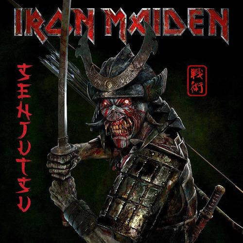 Imagen 1 de 1 de Iron Maiden Senjutsu 2cd Digipack Nuevo Cerrado
