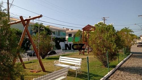 Terreno À Venda, 460 M² Por R$ 650.000,00 - Buraquinho - Lauro De Freitas/ba - Te0755