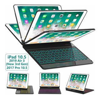 Teclado Y Funda Para iPad Pro 10.5 2017 Air 3rd Gen 2019