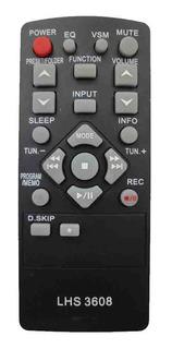 Controle Remoto Som LG Mct-703 / Mcs-703f / Mcs-703w