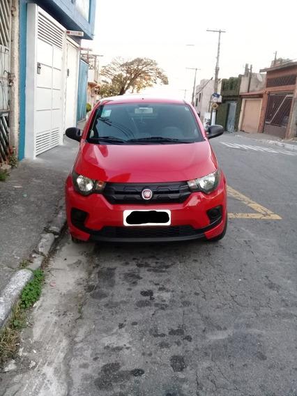 Fiat Mobi 2018/2019 - 4 Portas - Único Dono - Modelo Like