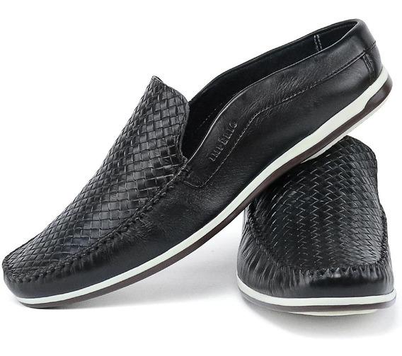 Sapato Casual Mule Slip On Masculino