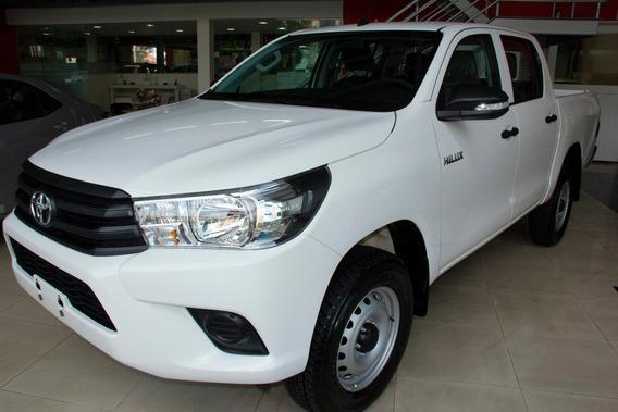 Plan Adjudicado Toyota Hilux 4x2
