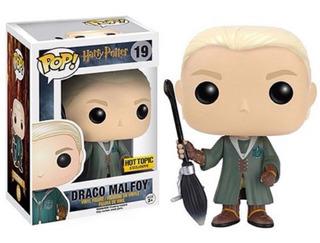 Funko Pop! Draco Malfoy 19 Hot Topic Harry Potter
