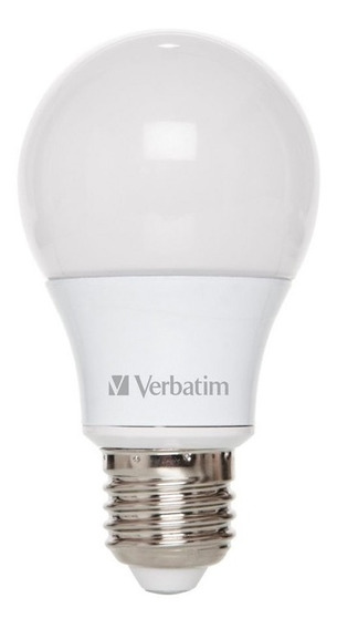Lampara Led Verbatim Bulbo Equivalente 75w Calida 99328