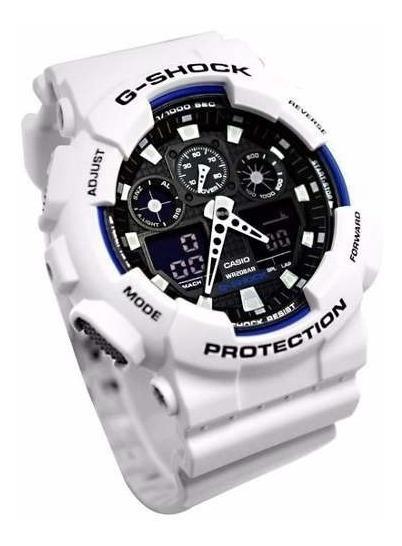 Relógio Casio G Shock Ga-100b-7adr
