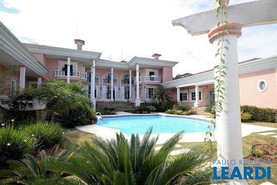 Casa Em Condomínio - Aldeia Da Serra - Sp - 472443