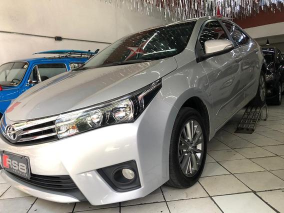 Toyota Corolla Xei Ano 2016/2017