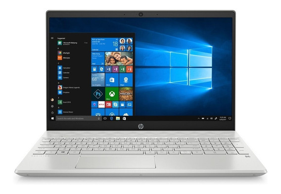Notebook Hp Core I5 7ger 12gb Ram 240gb Ssd + 1tb - Seminovo