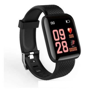 Pulseira Smartwatch Para Motorola Moto E5 Plus #
