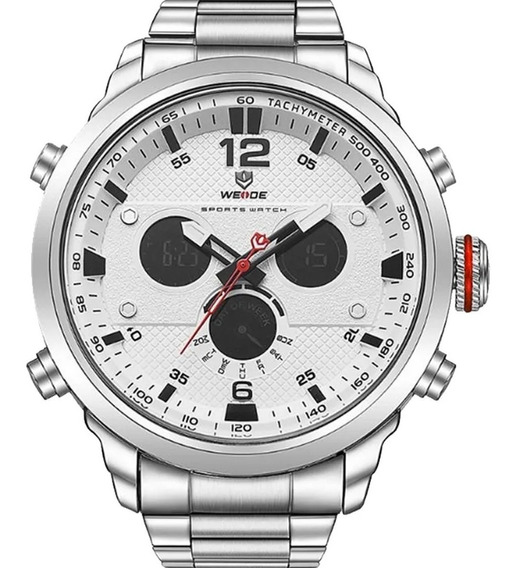 Relógio Masculino Weide Anadigi 10114