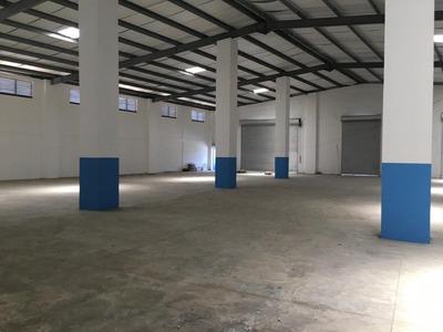 Nave Industrial De 1400.mts2 De Construcción En Herrera