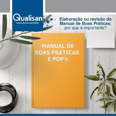 Manual De Boas Praticas De Manipulação E Pops - Elaboração