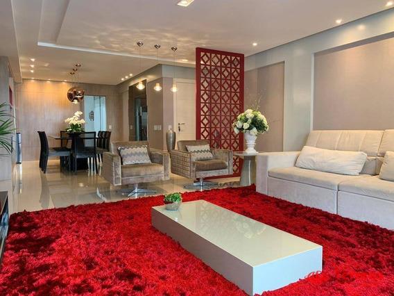 Apartamento À Venda, 198 M² - Jardim Blumenau - Blumenau/sc - Ap0274