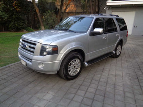 Ford Expedition 5.4 Limited Piel V8 4x2 At 2010 Impecable