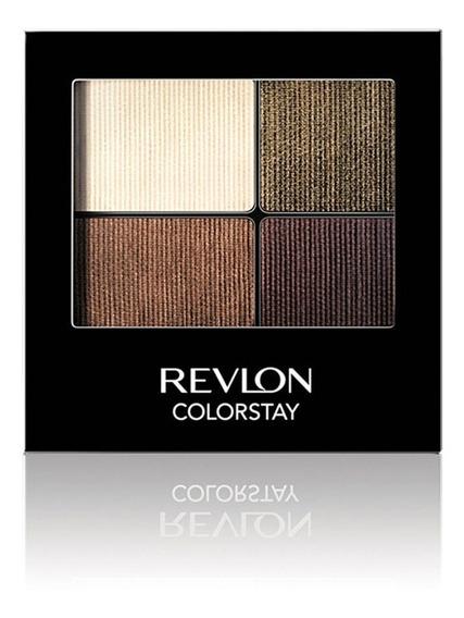 Paleta Sombras Larga Duración Colorstay Eye Shadow Revlon