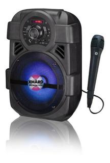 Parlante Portatil Bluetooth Panacom Sp 3102 Usb + Mic Radio