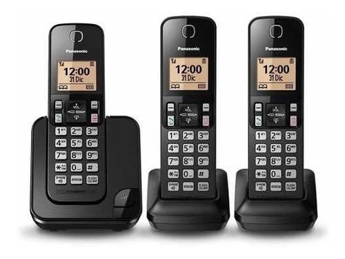 Teléfono Inalámbrico Panasonic Kxtgc353 Carolinas Home