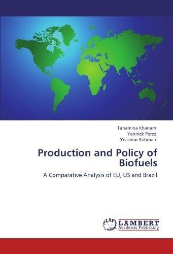 Produccion Y Politica De Biocombustibles Analisis Comparativ