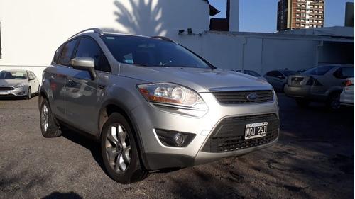 Imagen 1 de 12 de Ford Kuga 2.5t At 4x4 200cv 2013