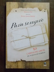 Livro Para Sempre Emerson Tin (org.)