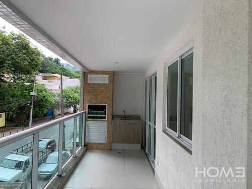 Imagem 1 de 11 de Apartamento Com 3 Dormitórios À Venda, 106 M² Por R$ 619.000,00 - Freguesia (jacarepaguá) - Rio De Janeiro/rj - Ap1794