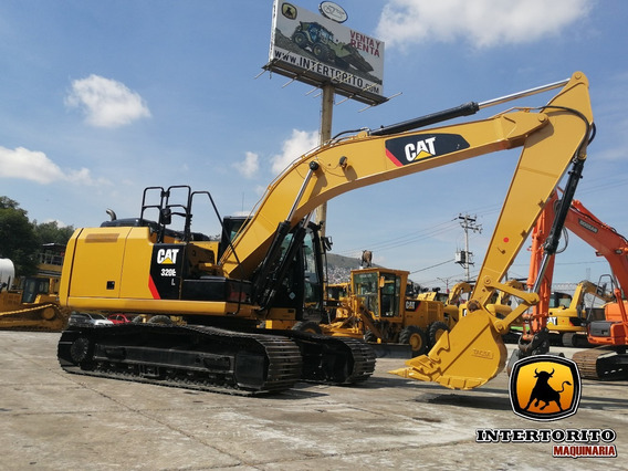 Excavadora Cat 320 El 2013 Caterpillar 330cl Cat336dl