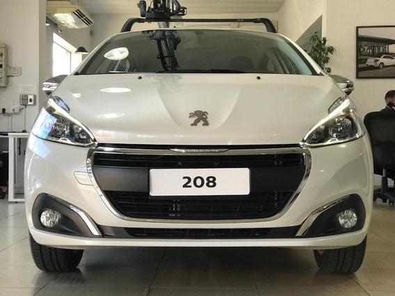 Peugeot 208 Allure 1.6 Okm 2020 Plan Adjudicado Bonificación