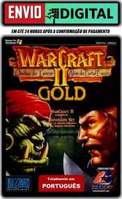 Warcraft 2 Gold Edition Em Português - Pc - Envio Digital