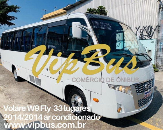 Volare W9 Fly Executivo 33 Lug 14/14 Financia 100% Vipbus