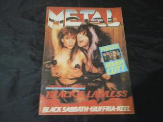 Revista Efecto Metal # 4.