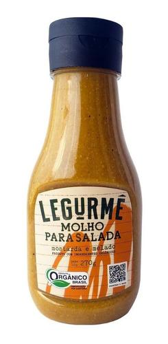 Molho Org Salada Mostarda E Melado 270g